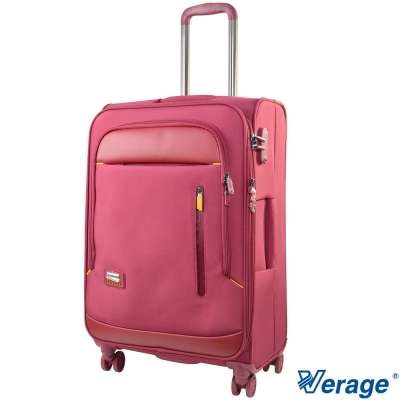 Verage維麗杰 24吋皇家典藏系列旅行箱(紅)