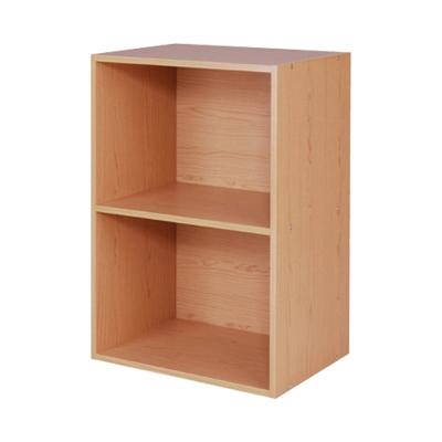 悅家居二格置物櫃-42x30x60cm