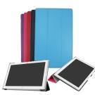 ACER Iconia One 10 B3-A40 卡斯紋超薄 三折平板皮套送保護貼