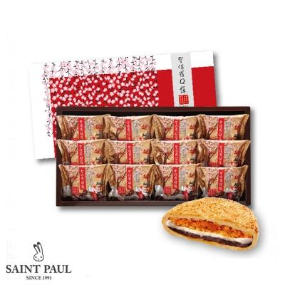 聖保羅烘焙廚房  Q餅(12入)