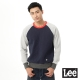 Lee-Urban-Rider-厚棉T恤-男款-藍
