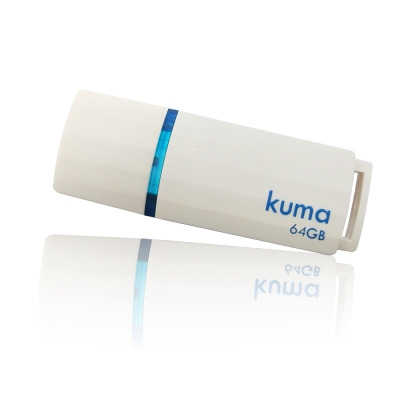 Kuma 64GB 隨身碟 地中海風