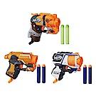孩之寶Hasbro NERF系列 兒童射擊玩具 Micro Shots 超微掌心雷 3入組
