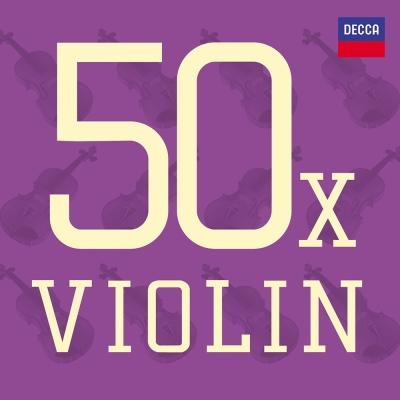 小提琴名曲50-3CD