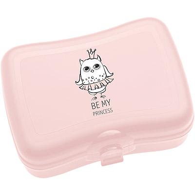 KOZIOL Elli貓頭鷹午餐盒(粉)