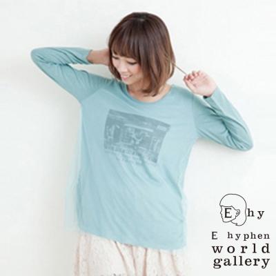 E-hyphen-world-gallery-上衣
