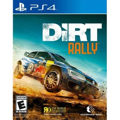 大地長征:拉力賽 Dirt Rally-PS4英文美版