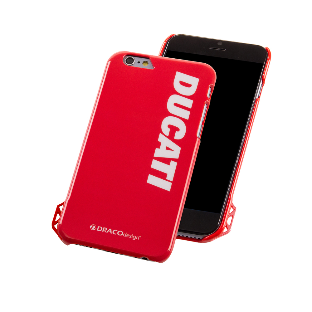 DRACOdesignxDUCATI iphone 6 /6s  聯名手機殼(紅/Ducati)