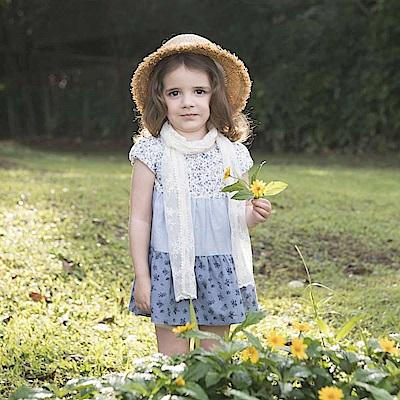PIPPY 田園風格小洋裝 藍