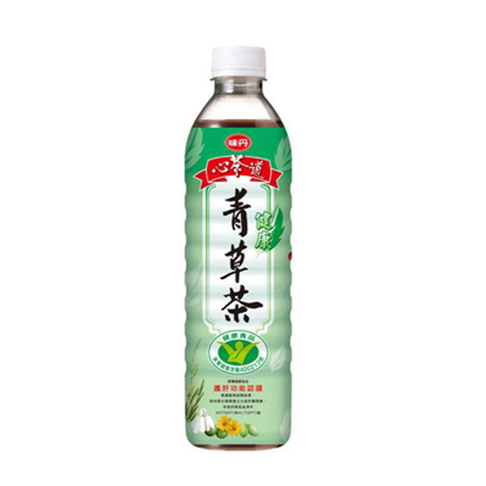 味丹青草茶600ml (4入/組)