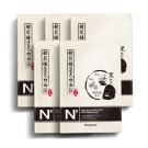 Neogence 霓淨思 N5錦葵睡蓮亮白面膜6片/盒★5入組
