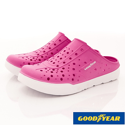 GOODYEAR-Q彈水陸鞋-EI2602桃紅(女段)