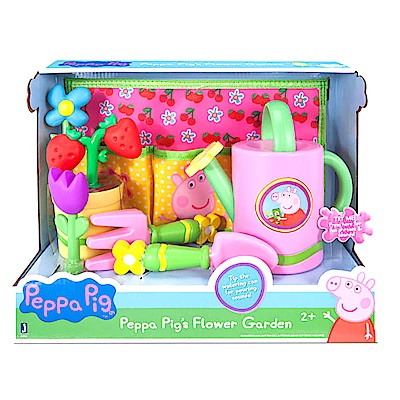 Peppa Pig 粉紅豬小妹 - 花園遊戲組