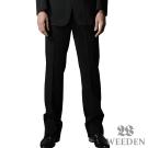 WEEDEN 鍺合金機能纖維平面西褲‧驅動黑(兩件組)