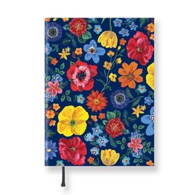 7321 Design - Lovely經典童話條紋精裝本-藍色花園