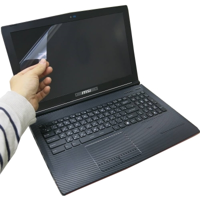 EZstick MSI GP62 MVR 6RF 專用 螢幕保護貼