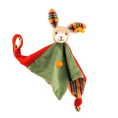 STEIFF德國金耳釦泰迪熊 - 嬰幼兒安撫巾  CarCarrie Rabbit