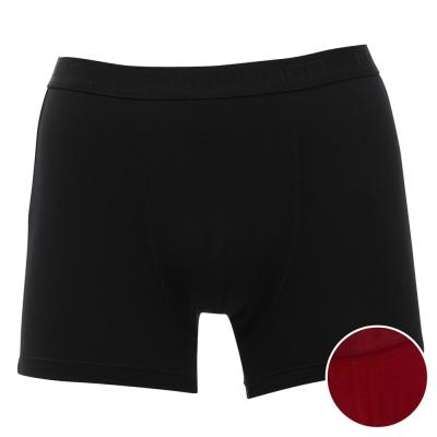 DADADO 基礎系列天絲M-LL平口褲(艷麗紅)