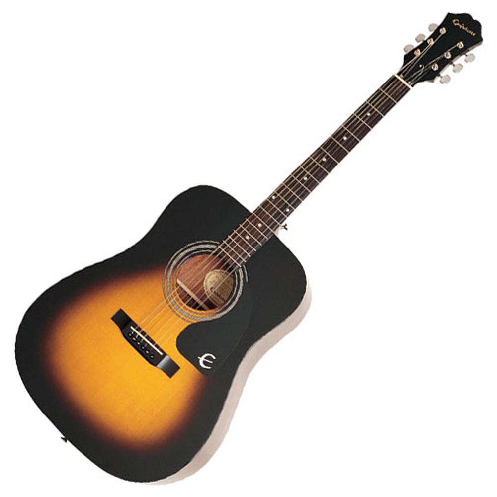 EPIPHONE DR100 VS 漸層民謠吉他