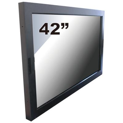 Nextech I系列 42吋-室外型 多媒體液晶螢幕(非觸控/前防水+高亮度)