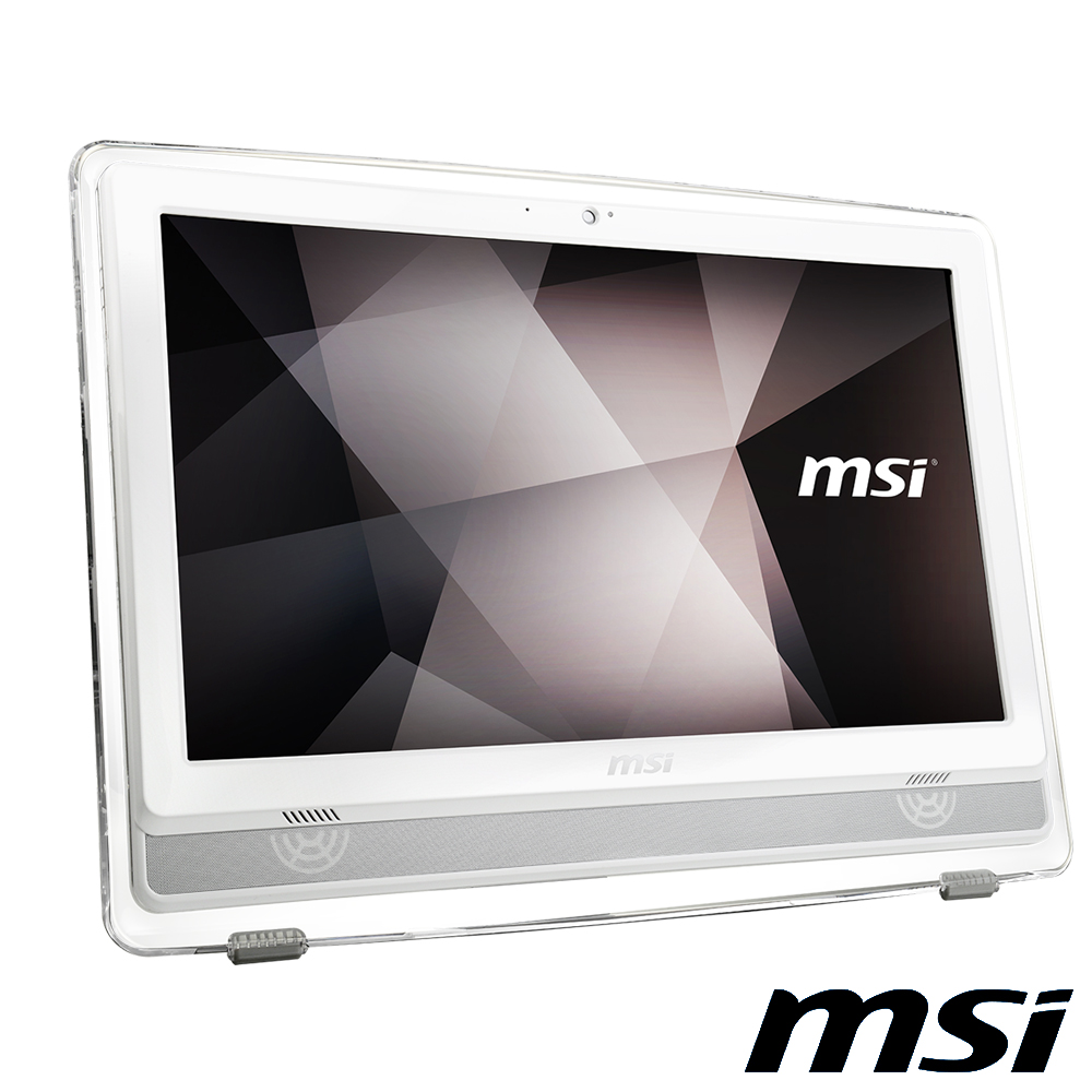 MSI微星 Pro 22E-012 22型四核AIO液晶電腦(N3150/4G/1TB