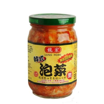 龍宏 韓式泡菜(400g)