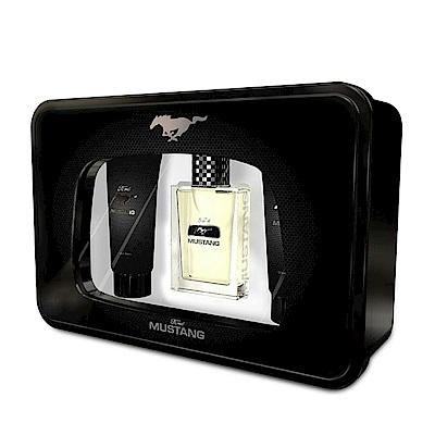 (即期品)FORD MUSTANG 福特野馬男性淡香水禮盒