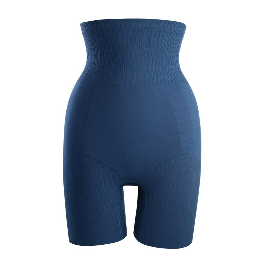 黛安芬-曲線美体衣-無痕體雕系列束褲M-EL孔雀藍