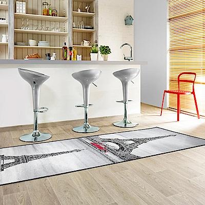 范登伯格 - 快樂頌 進口絲質地毯 - 艾菲爾 (67 x 240cm)