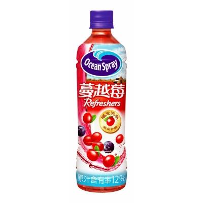 優鮮沛 蔓越莓綜合果汁(500mlx24入)