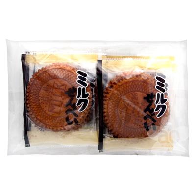 船岡製果 牛奶仙貝-煎餅(170g)