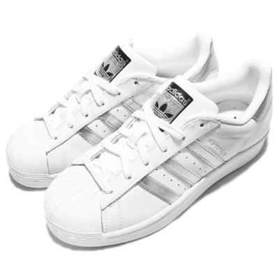 adidas 休閒鞋 Superstar 流行 女鞋