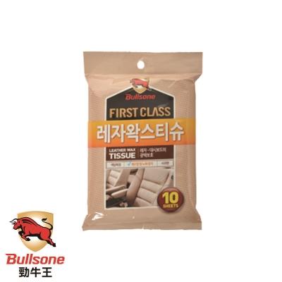 Bullsone-勁牛王-內裝皮革擦拭紙巾(合成皮)