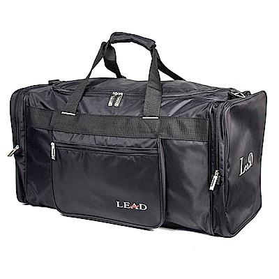 aaronation - LEAD系列防潑水拉桿行李袋-URA-LD8822-黑