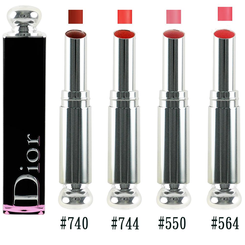 Dior迪奧 癮誘超模漆光唇釉 3.2g 多色可選