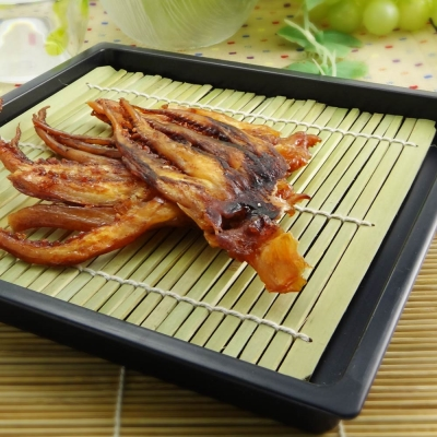 韓太-韓國勁道烤魷魚腳-23g