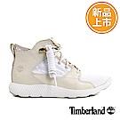 Timberland 新春限定Flyroam男款米白色真皮健行鞋