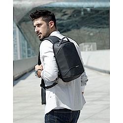 leaper時尚立體款USB充電單肩包胸包 共2色