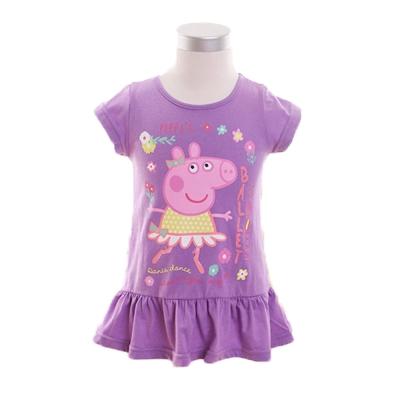 粉紅豬小妹連身裙 k50181