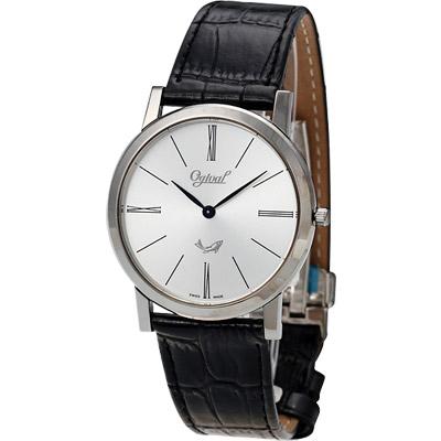 Ogival  愛其華羅馬之光超薄腕錶