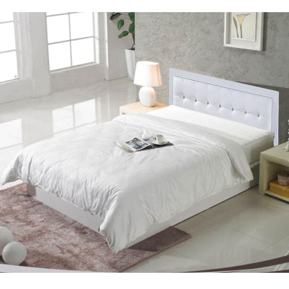 群居空間 里約5尺雙人床(床頭片+床底)(不含床墊)