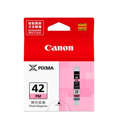 CANON CLI-42PM 原廠相片紅墨水匣
