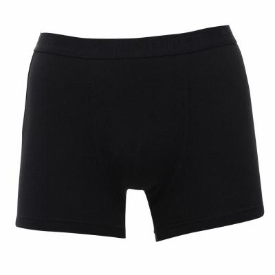 DADADO 基礎系列天絲M-LL平口褲(神秘黑)