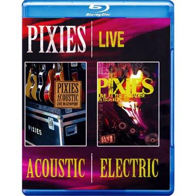 Pixies合唱團 - 美國現場 BD