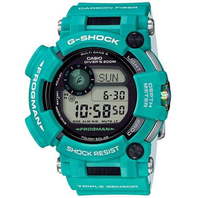 G-SHOCK 潛水蛙王海底王者強化版六局電波錶(GWF-D1000MB-3)