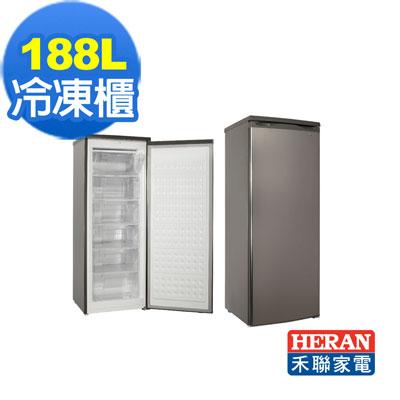 HERAN禾聯-188L直立式冷凍櫃HFZ-186