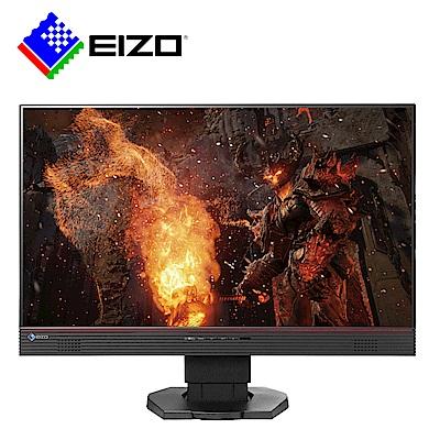 EIZO FORIS FS2434  24吋薄邊框智慧超解析/低藍光低閃頻電競專用16:9寬螢幕