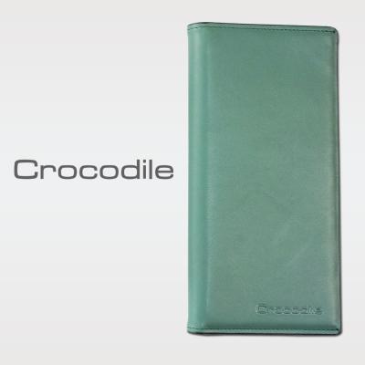 Crocodile Calf-Waxy系列長夾 0103-08701