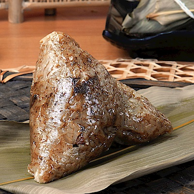 好神 手作獨家風味牛肉粽30粒組(500g±10%/5粒/包)