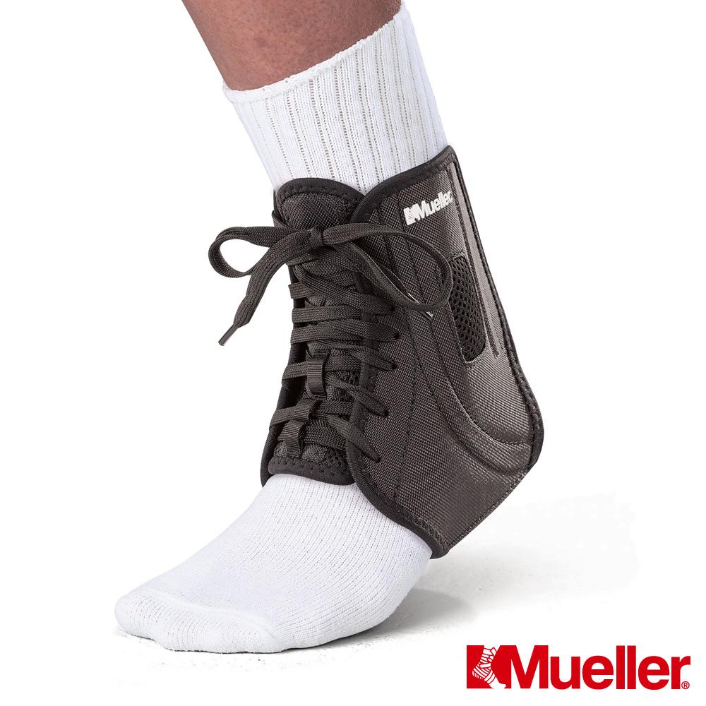 MUELLER慕樂 ATF2雙側加強式踝關節護具 黑色 護踝(MUA4333)